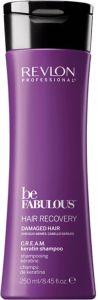 Revlon Professional Be Fabulous Hair Recovery C.R.E.A.M. Shampoo (250mL)