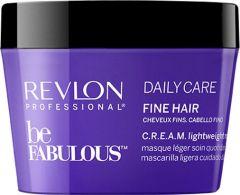 Revlon Professional Be Fabulous Fine Hair C.R.E.A.M. Mask (200mL)