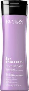 Revlon Professional Be Fabulous Curly Shampoo (250mL)