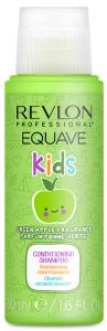 Revlon Professional Equave Kids 2in1 Apple Shampoo (50mL)