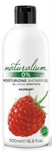 Naturalium Bath and Shower Gel Raspberry (500mL)