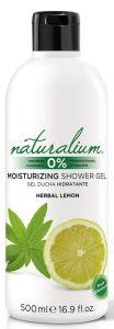 Naturalium Bath and Shower Gel Herbal Lemon (500mL)