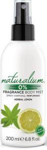 Naturalium Body Spray Herbal Lemon (150mL)