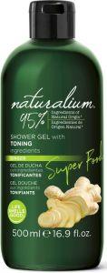 Naturalium Shower Gel Superfood Toning Ginger (500mL)