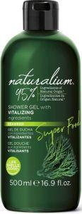 Naturalium Shower Gel Superfood Vitalizing Seaweed (500mL)