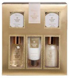 IDC Institute Scented Bath Gold Box (5pcs)