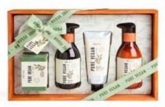 IDC Institute Pure Vegan Wooden Box (5pcs)