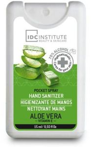 IDC Institute Hand Sanitizer Aloe Vera (15mL)