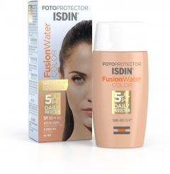ISDIN Fotoprotector Fusion Water Color SPF50 (50mL)