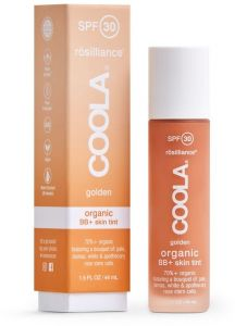 Coola Mineral SPF 30 Rosiliance BB+ Cream (44mL) Golden Tint