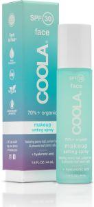 Coola Makeup Setting Spray SPF 30 Green Tea/Aloe (50mL)