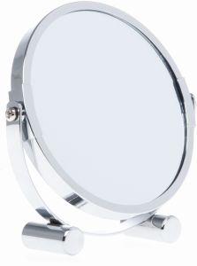 Casuelle Shiny Metal Make Up Mirror