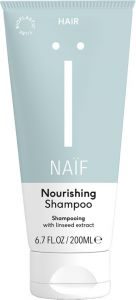 Naïf Nourishing Shampoo with Linseed Extract (200mL)