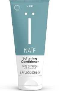 Naïf Softening Conditioner with Linseed Oil (200mL)