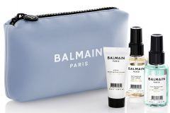 Balmain Limited Edition Cosmetic Bag SS20 Lavender