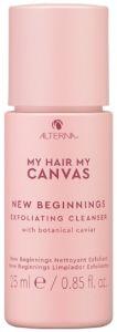 Alterna My Hair.My Canvas New Beginnings Exfoliating Cleanser (25mL)