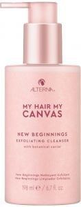 Alterna My Hair.My Canvas New Beginnings Exfoliating Cleanser (198mL)