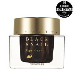 Holika Holika Prime Youth Black Snail Repair Cream (50mL)