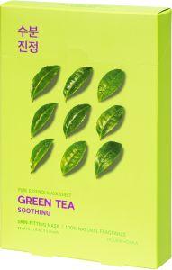 Holika Holika Pure Essence Mask Sheet - Green Tea (5x23mL)
