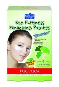"""Purederm Eye Puffiness Minimizing Patches""""Ginko"""""""