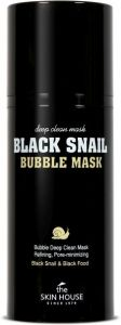 The Skin House Black Snail Bubble Mask (100mL)