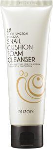 Mizon Snail Cushion Foam Cleanser (120mL)