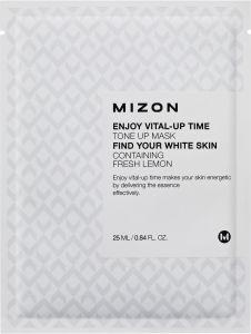 Mizon Enjoy Vital-Up Time Tone Up Mask (25mL)