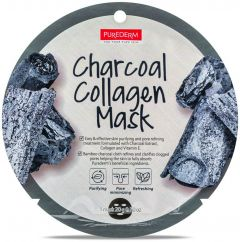 Purederm Charcoal Collagen Mask