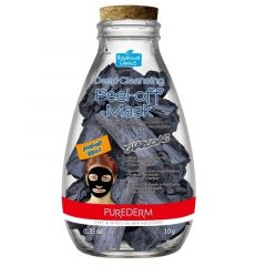 Purederm Deep Cleansing Peel-off Mask -Charcoal