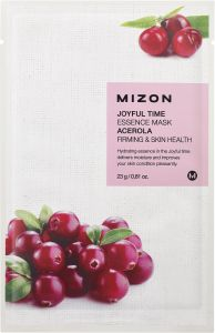 Mizon Joyful Time Essence Mask Acerola (23mL)