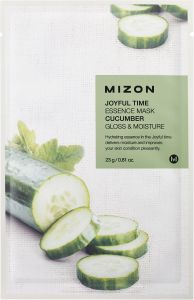 Mizon Joyful Time Essence Mask Cucumber (23mL)