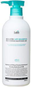Lador Keratin LPP Shampoo (530mL)