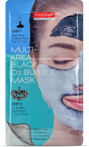 Purederm Multi-Area O2 Bubble Mask