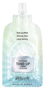 Beausta Whitening Tone-Up Cream (15mL)