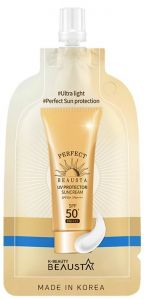Beausta UV Protector Suncream SPF50+ (15mL)