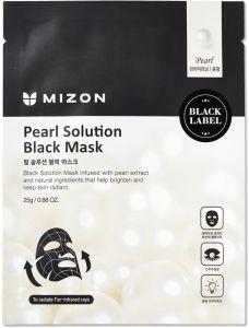 Mizon Pearl Solution Black Mask (25mL)