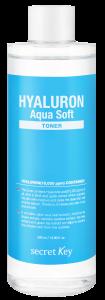 Secret Key Hyaluron Aqua Soft Toner (500mL)