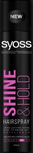 Syoss Styl. Hairspray Shine&Hold (300mL)