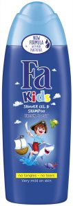 Fa Shower Gel Kids Pirate (250mL)