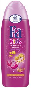 Fa Shower Gel Kids Mermaid (250mL)