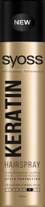 Syoss Styl. Hairspray Keratin (300mL)