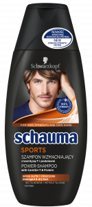 Schauma Shampoo Men Sports (250mL)
