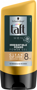 Taft Gel Irresistible Power (150mL)