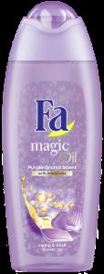 Fa Shower Gel Magic Oil Purple Orchid (400mL)