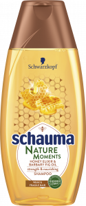 Schauma Nature Moments Honey Elixir&Barbary Fig Oil Shampoo (250mL)