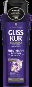 Gliss Kur Shampoo Fiber Theraphy (250mL)