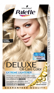 Palette Deluxe Hair Color Xl8 Platin Blonde