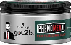 Got2b Hairpaste Phenomenal Texturizing Clay (100mL)