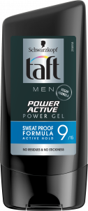 Taft Hair Gel Looks Power Active (150mL)