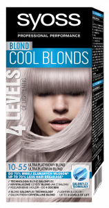 Syoss Color Hair Color 10-55